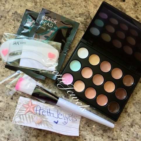 Concealer Contour Kit Bundle from go to