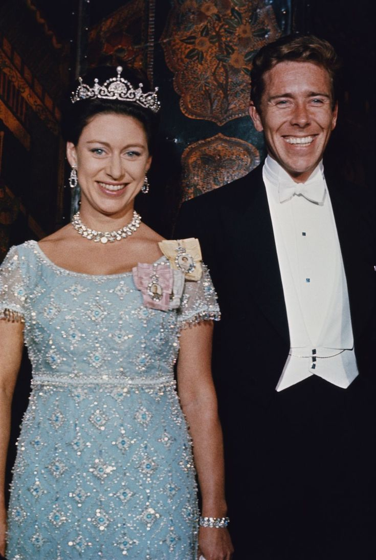 Princess Margaret and Antony Armstrong Jones in Real Life - Margaret and Lord Snowden Photos