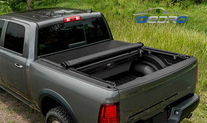 Tonneau Cover They Can Complement Your Truck S Overall Color