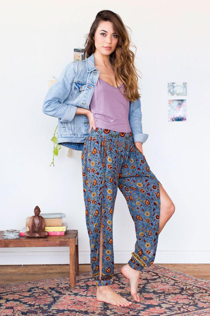 Sayshay Pants