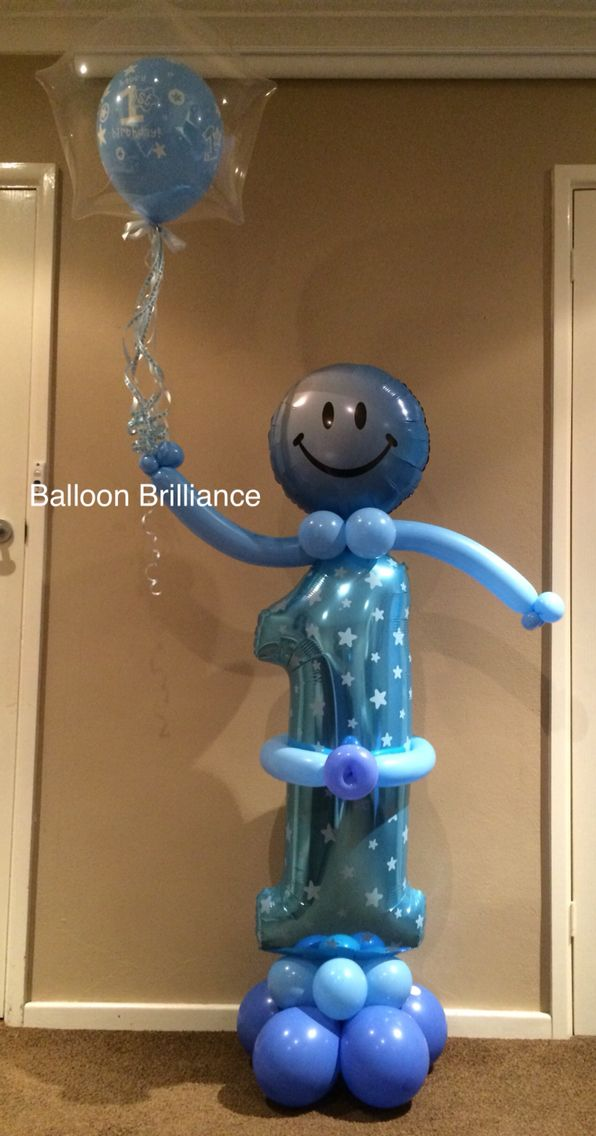 Best balloon numbers images on pinterest balloons