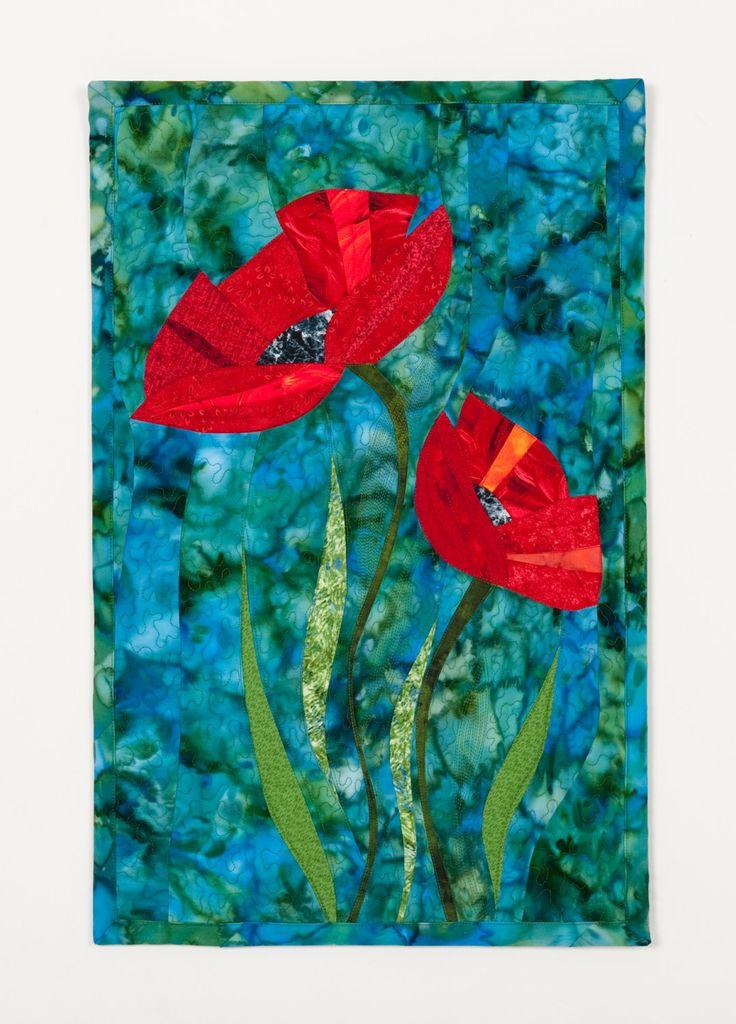 Les 25 meilleures id es concernant coquelicots rouges sur pinterest coquelicots fleurs de - Tuto peinture abstraite contemporaine ...