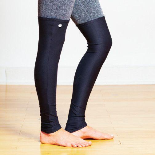 Leg Warmer - Black - Thigh High