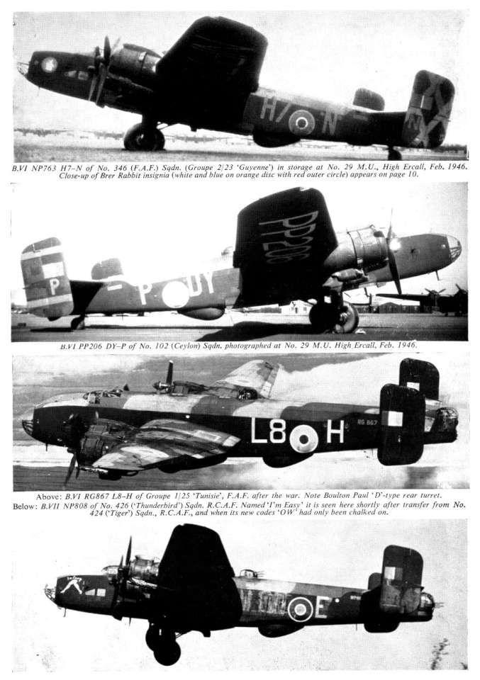 Handley-Page Halifax (11) Page 07-960