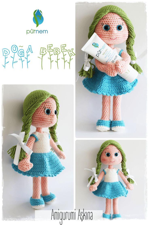 Amigurumi bien: Amigurumi Muñecas-Dolls