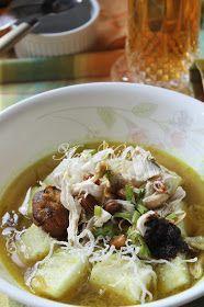 Azie Kitchen: Soto Ayam Untuk Nana