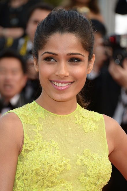 11 best images about Yellow on Pinterest | Freida pinto John legend and Green eyes