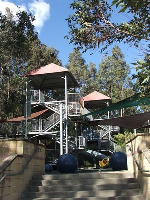 Putney Park Slide Tower