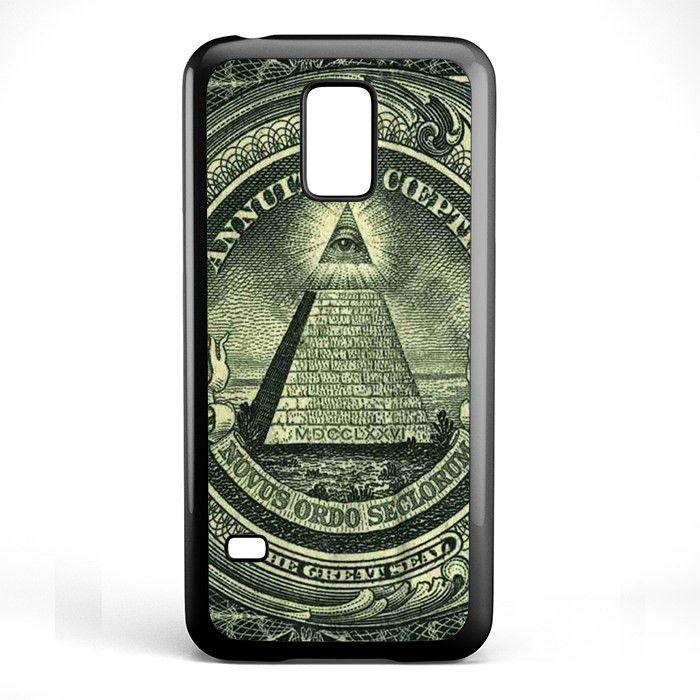 Illuminati Urim and Thummim TATUM-5533 Samsung Phonecase Cover Samsung Galaxy S3 Mini Galaxy S4 Mini Galaxy S5 Mini