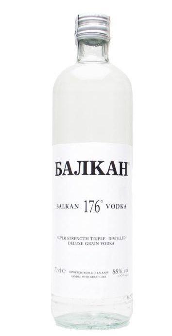 Balkan Vodka (Russia)