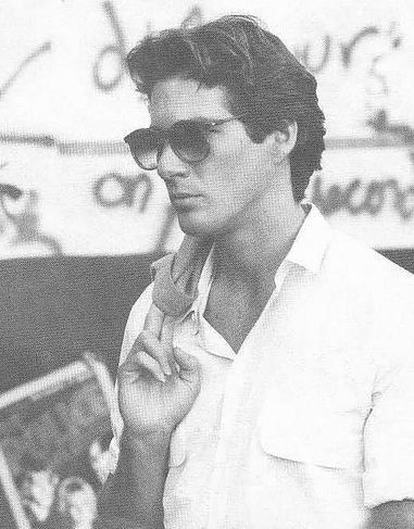 Richard Gere in American Gigolo... I tried finding sunglasses similar to these... sort of found them...