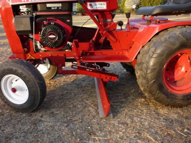Garden Tractor Drag : Best images about garden tractors on pinterest