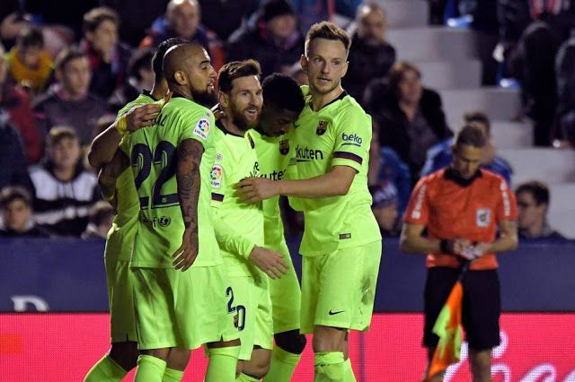 Messi S Hat Trick Is A Huge Win For Barcelona Sports Messi Sports News