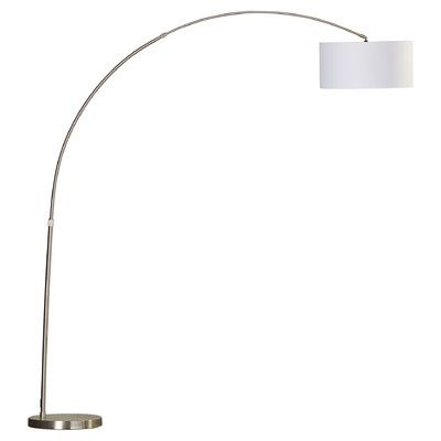 "Jessup 79.25"" Arched Floor Lamp"