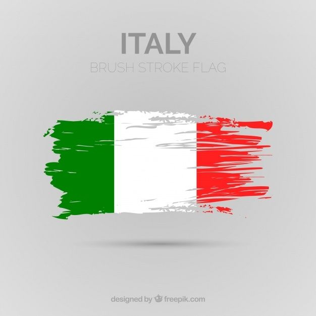 Italian Flag Background Free Vector Freepik Freevector Background Travel Flag Traditional In 2020 Italian Flag Flag Background Flag