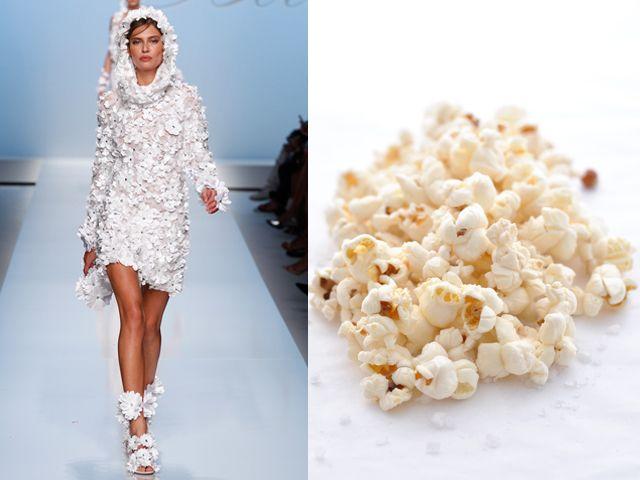 Blumarine ss 2012 / Popcorn