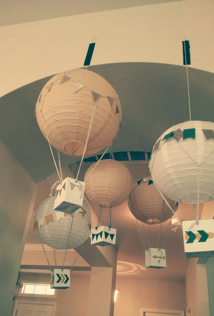 Where can you buy balloon arch kits in delaware - These Are Seriously The Cutest Diy Hot Air Balloons I Have Ever Seen A