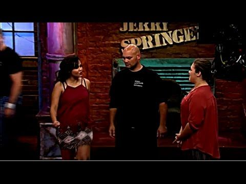 Jerry Springer Show January 4 2017   Heartless Hacking Hos HD