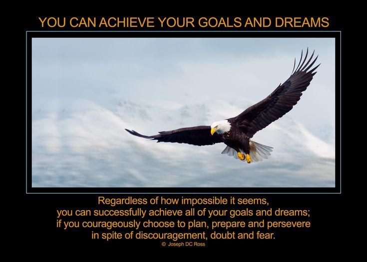 Motivation 2 Achieve your dreams