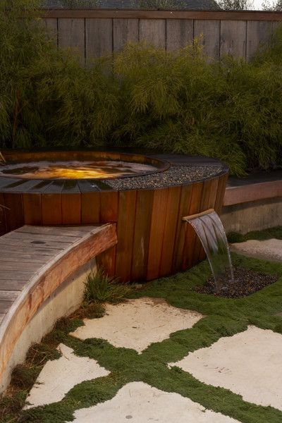 395 best Hot tubs \ Pools images on Pinterest Balconies - whirlpool im garten