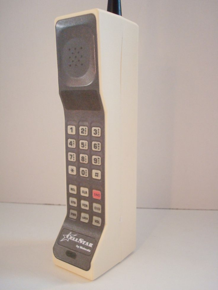 Zack Morris Style Vintage Brick Cell  Phone Toy / Prop - Motorola DynaTAC CellStar. 1980s 1990s by vintagecellphones on Etsy https://www.etsy.com/listing/190959461/zack-morris-style-vintage-brick-cell