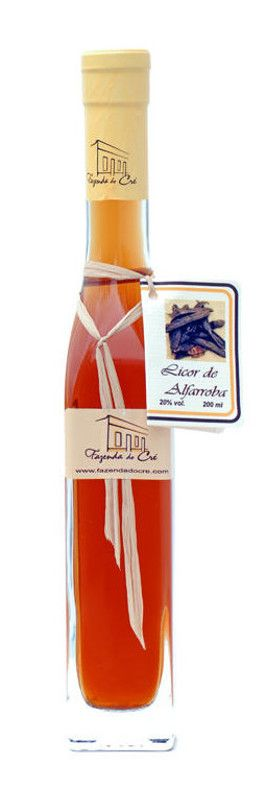 Delicious liqueurs  made from Carob, Fig and others are produced by Fazenda do Cré in Fuseta, East Algarve, Portugal