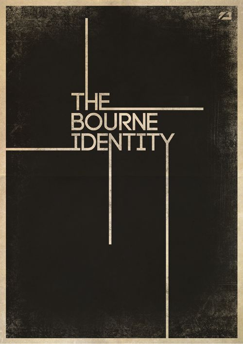 The Bourne Identity - didn't exactly fall in love with the series, but made an impact nonetheless