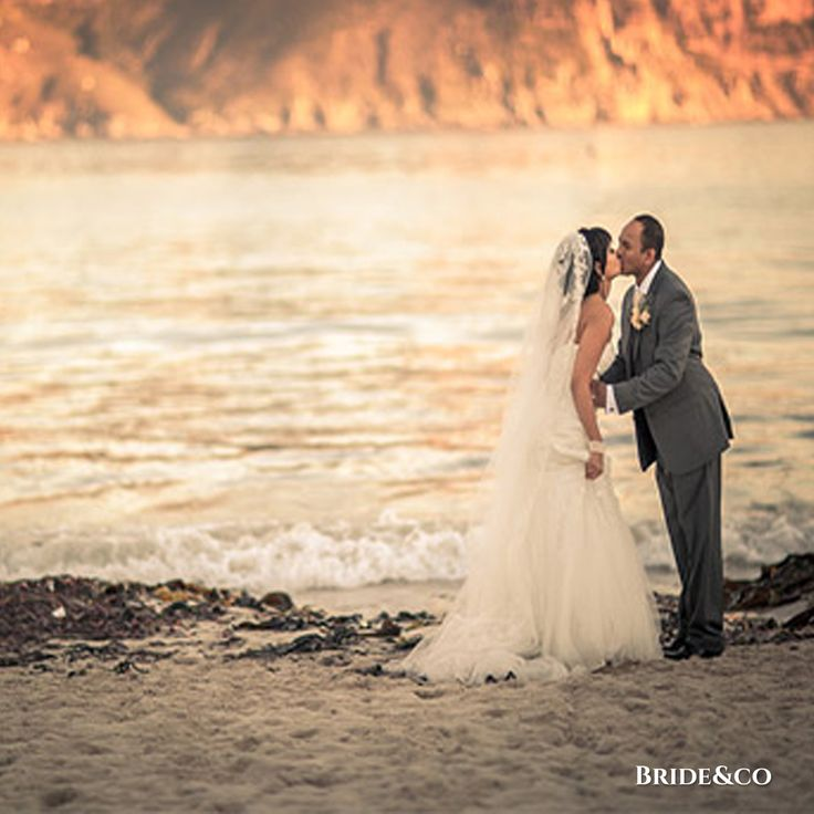 Magnificent. #realbride in her dream #weddingdress from #brideandco. Click to Book a Free Fitting and Find Yours!
