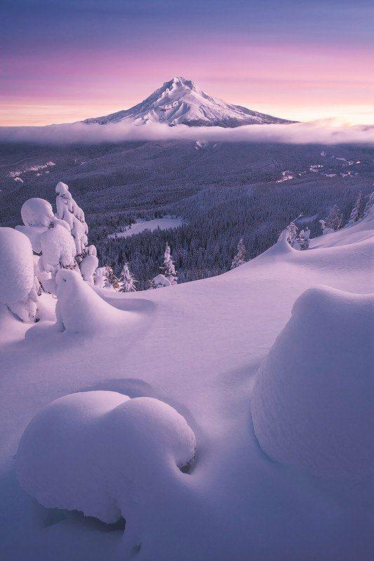 Маунт-Худ, штат Орегон, США