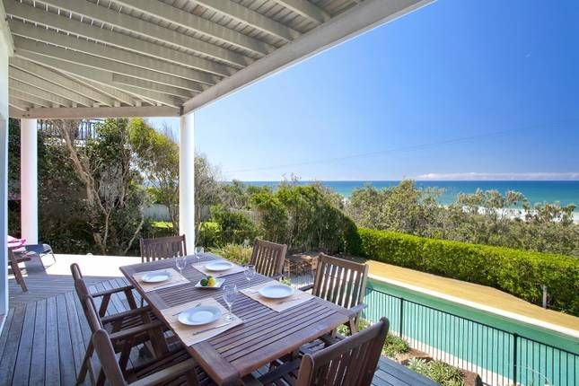 Noosa Beach Front Home, a Noosa House | Stayz