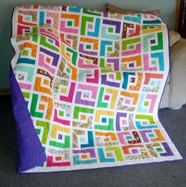 May 17 - Today's Featured Quilts - 24 Blocks
