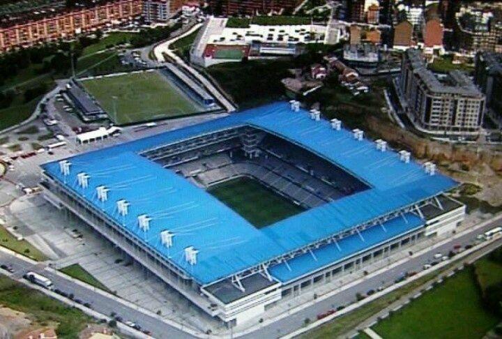 Carlos Tartiere Stadium (Oviedo, Spain)
