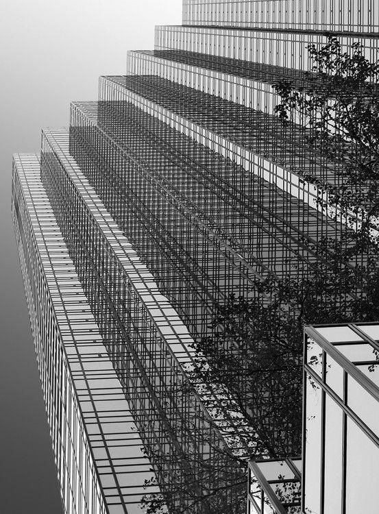 elinka:  Trump Tower. N.Y. ( Photogeometry) by zurab getsadze