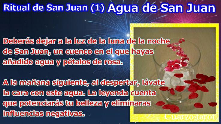 Agua de San Juan  #FelizLunes #FelizSanJuan  #SanJuan #FelizDía #Sanjuaneando https://www.cuarzotarot.es/blog/posts/ritual-de-san-juan-1