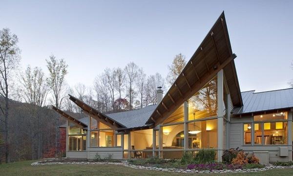 Knoll House  Architect, Chris Larson
