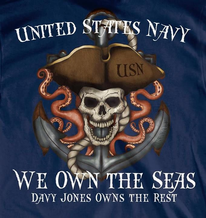 Damn straight... and if needs be, our  Navy Seal Teams will come getcha on land or our Marines will whoop ass and  take it permanently...