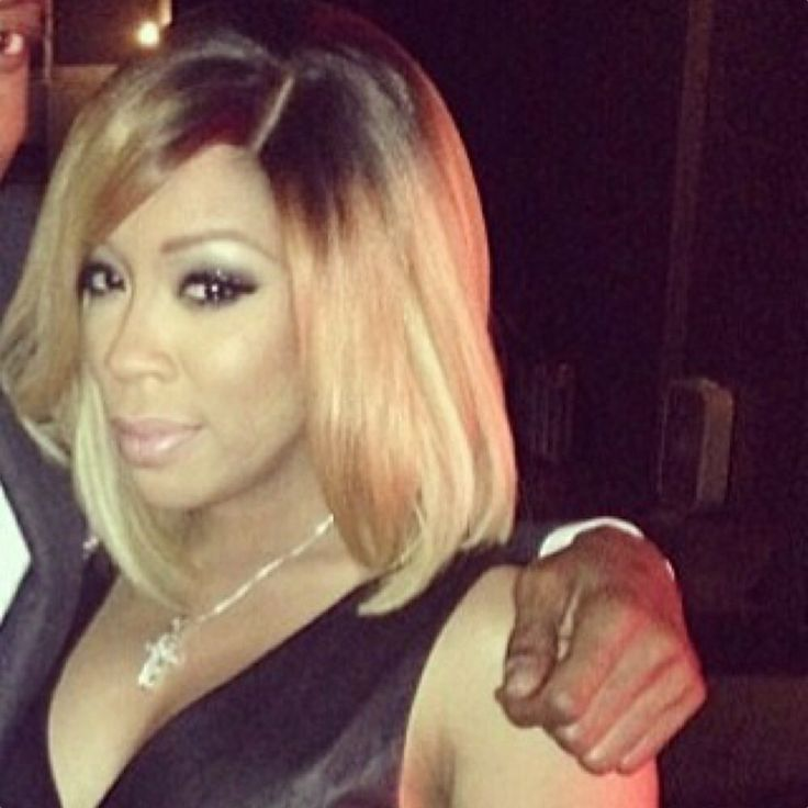 blonde bob k michelle hair love bob hairstyles