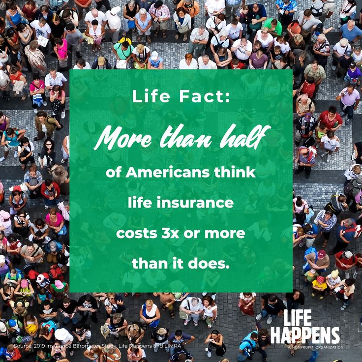 Life fact more than half of americans think life