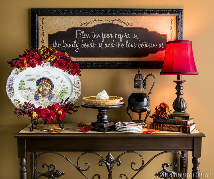 210 Best Thanksgiving Decor & Crafts Images On Pinterest