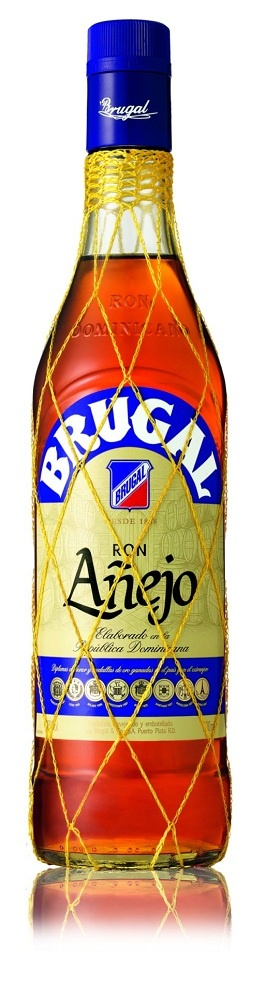 brugal rum - just add coke