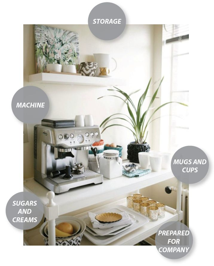 home coffee bar furniture. while many home decor enthusiasts know all about stylish bar carts the glory of a personal coffee station is still widely unknown just like furniture