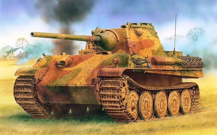 tank artwork download wallpaper tank panther art free