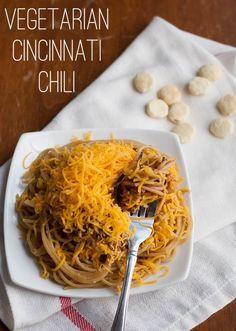 ... Cincinnati Chili on Pinterest | Chili, Chili Recipes and Skyline Chili