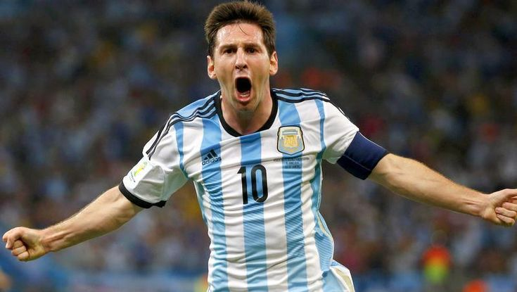Lionel Messi  Argentina needed a touch of magic to make it to the World Cup in Russia and they got that from their inspirational captain, L...