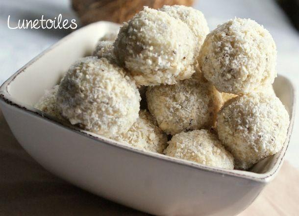 raffaello fait maison recette facile - Amour de cuisine