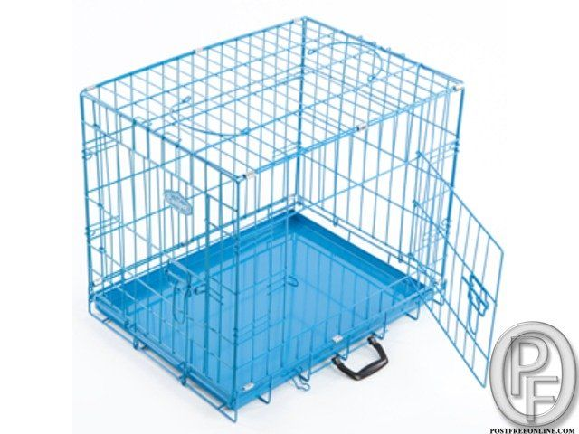 Cages for pet animals. We have all sizes cages for dog, cat, bird and other pet animals. Cage contains. 2 Doors and one under crate. Best in quality and IIATA Approved cages available for sale.   Call now at 9699999338.