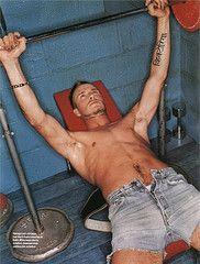 David Beckham's Football Fitness Workout