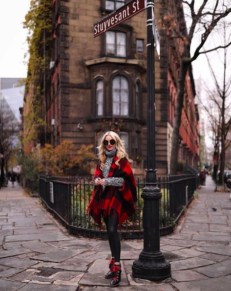 7 stylish winter outfit ideas to take from the best fashion blogger Instagrams: