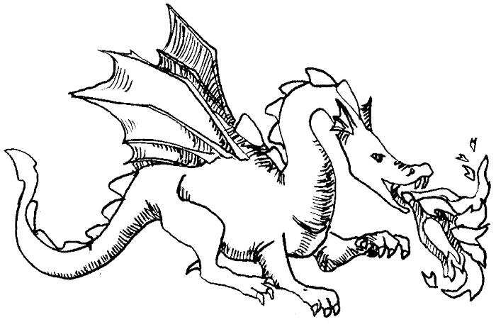 46 best drawing 2 images on Pinterest   Tattoo ideas, Dragon tattoos and Dragons