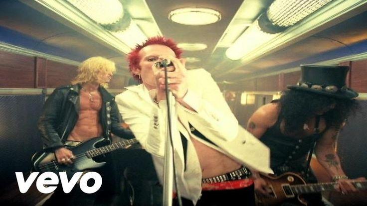 Velvet Revolver - Dirty Little Thing - YouTube